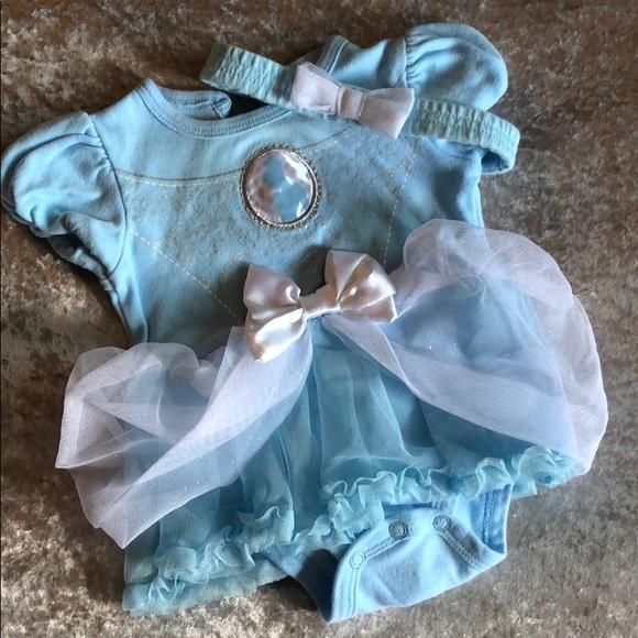 1d1b98685 Disney One Pieces   Cinderella Onesie   Poshmark